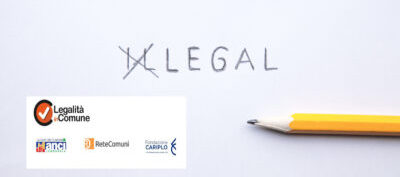 Change of illegal to legal concept.